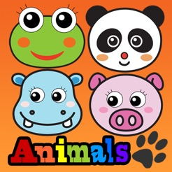 touch animals hd pro animated zoo and farm cartoon animals for kids 4 - Kids Cartoon Animals