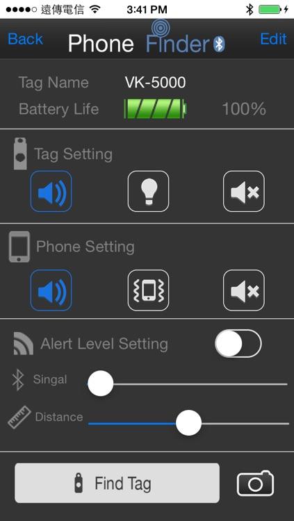 BLE Phone Finder by Vencer