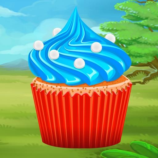 A Cupcake Smash - Match 3 Cupcakes Puzzle Game Gems