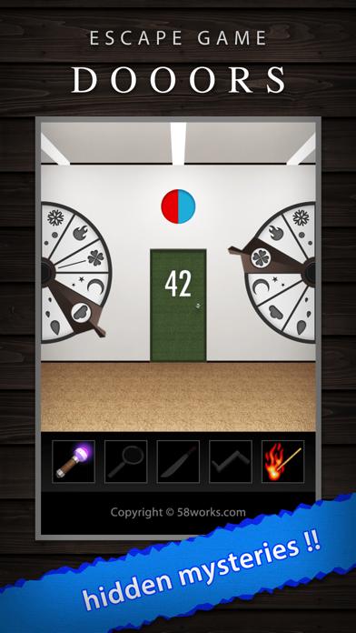 脱出ゲーム DOOORS ScreenShot1