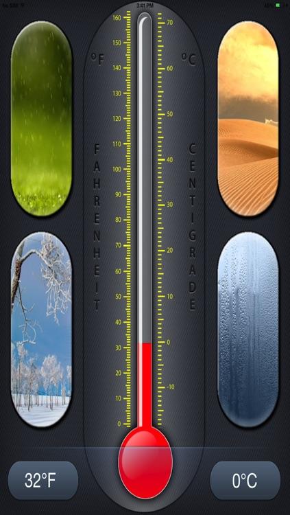 Celsius-Fahrenheit screenshot-4