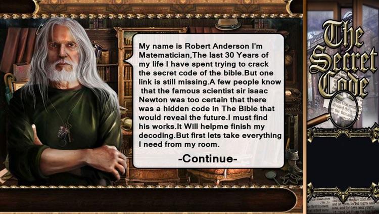 Hidden Objects:The Secret Code screenshot-3