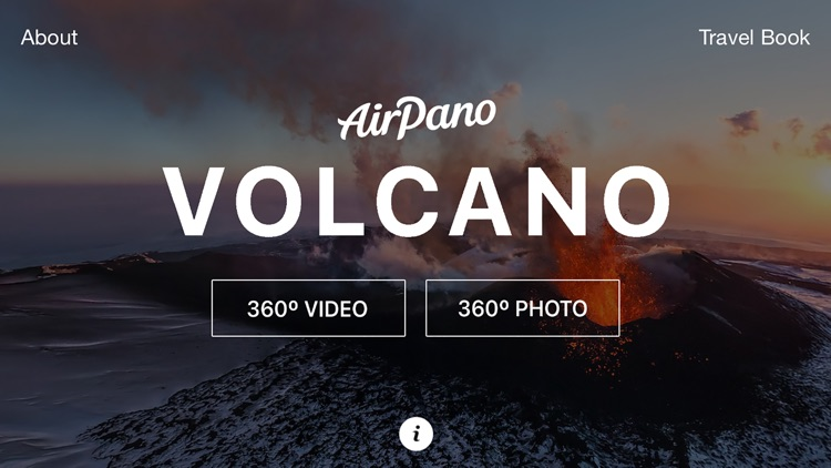 Volcano 360° screenshot-0