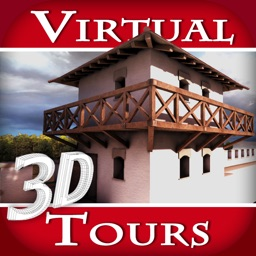 The Roman Army most ambitious fortification. Hadrian's Wall - Virtual 3D Tour & Travel Guide of Black Carts Turret