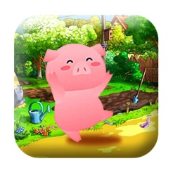 Hungry Piggy - For Kids! Help The Cute Piglet Get Porky Chow!