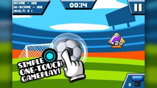 Tap It Up! Juggle and Kick the Soccer Ball screenshot one