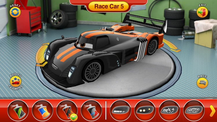 Cars 2 World Grand Prix Read and Race screenshot-3
