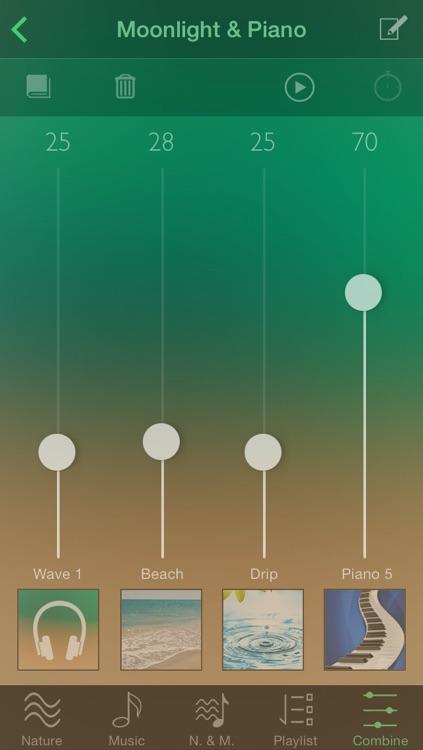 Wo.Audio Air - Relax,Sleep,Hypnosis screenshot-4