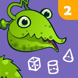 Mathlingz Geometry 2 - Educational Math Game for Kids