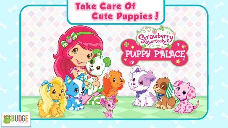 Strawberry Shortcake Puppy Palace – Pet Salon & Dress Up screenshot-0