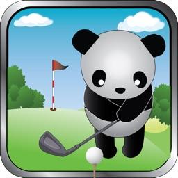 Panda Golfer