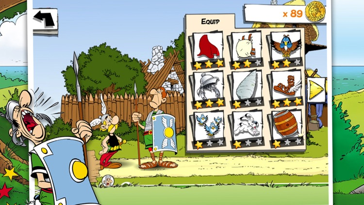 Asterix: MegaSlap screenshot-4