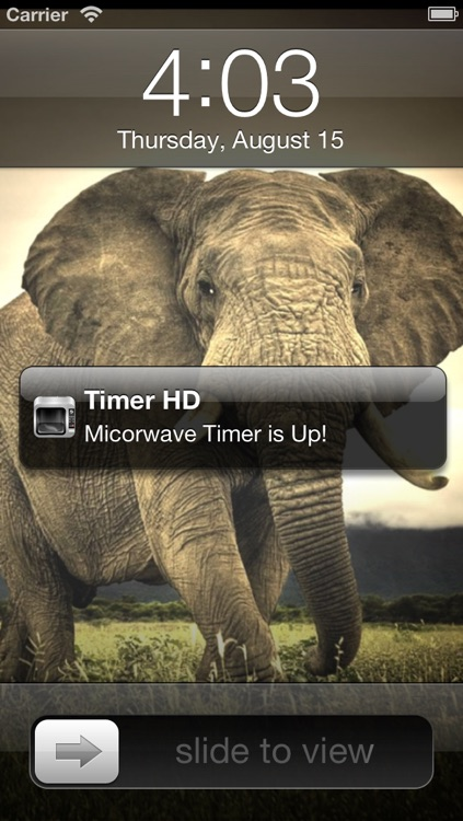 Microwave Timer + screenshot-3