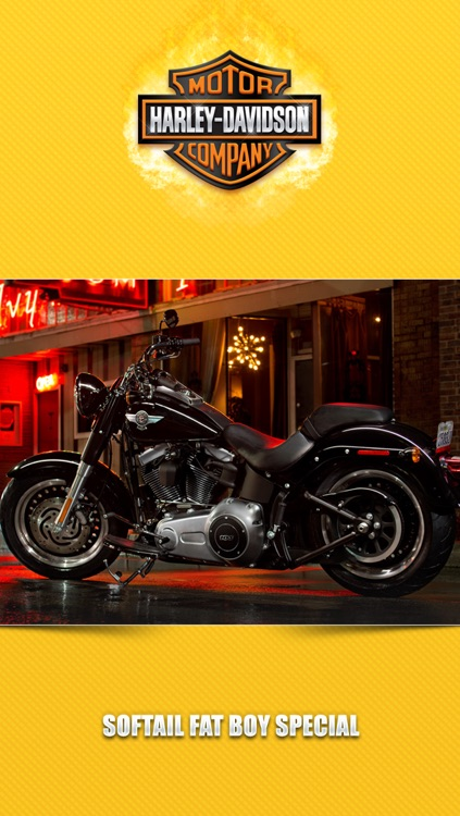Harley-Davidson Motorcycles - HD Wallpapers & Screenshots Collectors Gallery screenshot-4