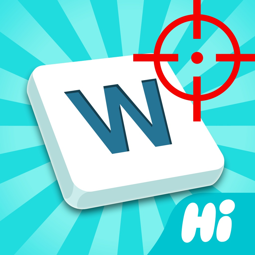 Word Hunter - Search and Swipe icon