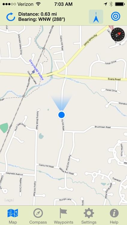 GPS Topo USA screenshot-3