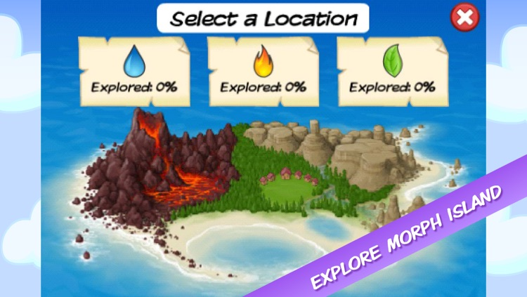 Morphs Deluxe screenshot-1
