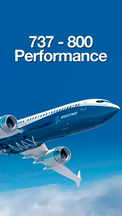 737-800 Performance Calculations