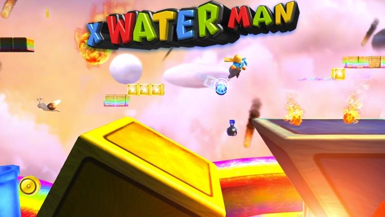 X WaterMan Free +