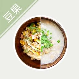 豆果粥饭故事-粥饭美食菜谱大全 居家下厨的手机必备软件
