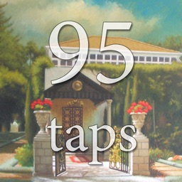 95 Taps Baha'i prayer beads
