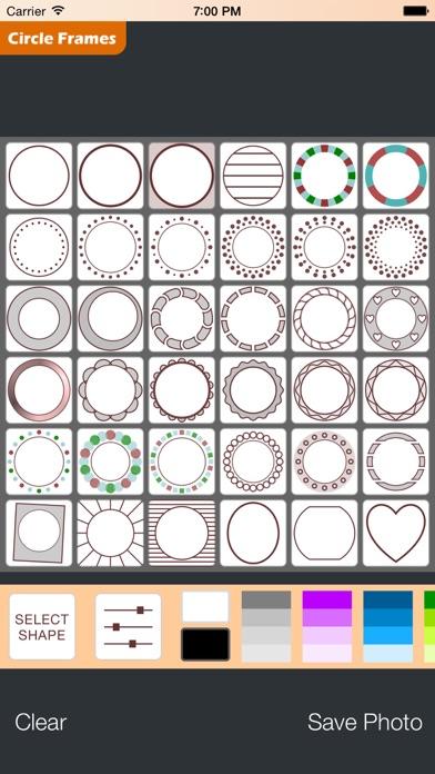 download Circle Frames apps 4