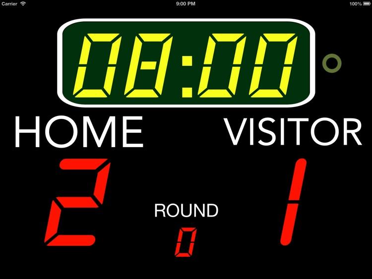Multi Sport Scoreboard Free