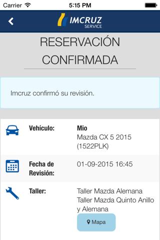 Imcruz - Servicios screenshot 4