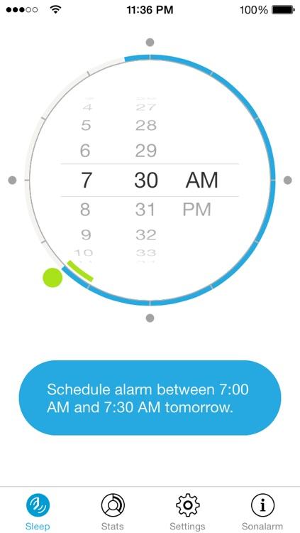 Sleep Cycle Sonalarm Clock screenshot-0