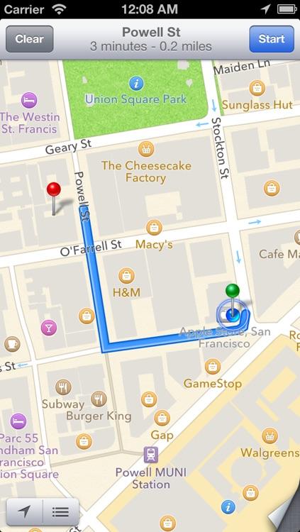 Find Nearest Starbucks screenshot-4