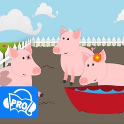 THE 3 LITTLE PIGS - Pro - Children's stories, folktales, fairy tales and fables.