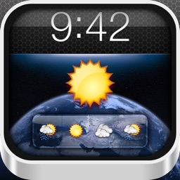 Weather on your Screen Free