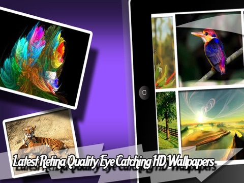 Cool & Retina Backgrounds Скриншоты9