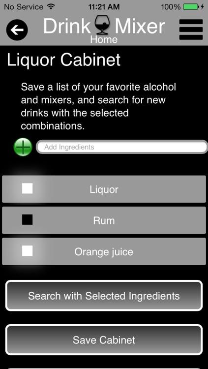Drink Mixer screenshot-3