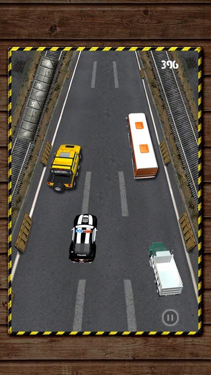 Action Police Car Street Race - Nitro Cops Extreme Heat screenshot-4