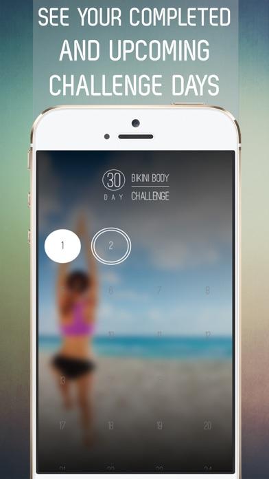 30 Day Bikini Body Workout Challenge for Full Body Toneのおすすめ画像2