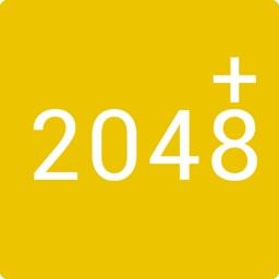 2048+: Tiles Puzzle