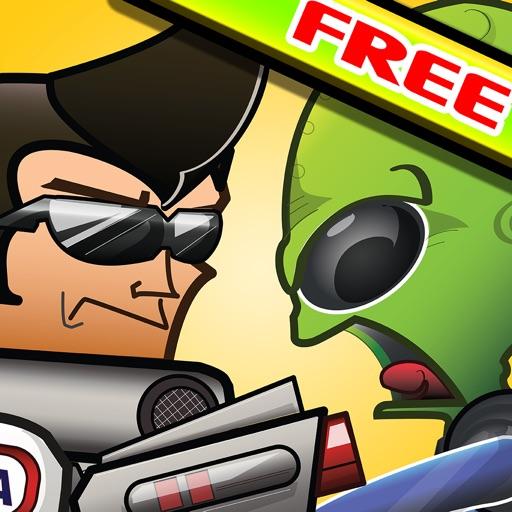 Action Adventure Hero vs Alien Space Shooter Free War Games