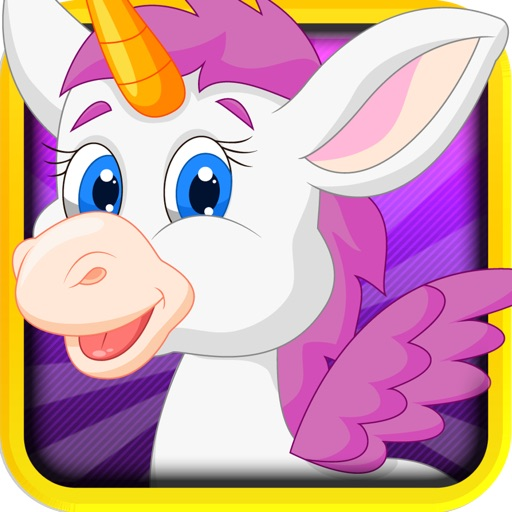 Pinky The Pretty Unicorn icon