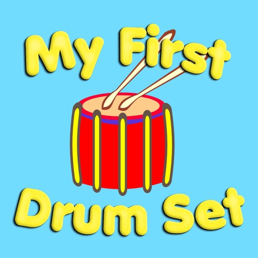 My First Drum Set icon