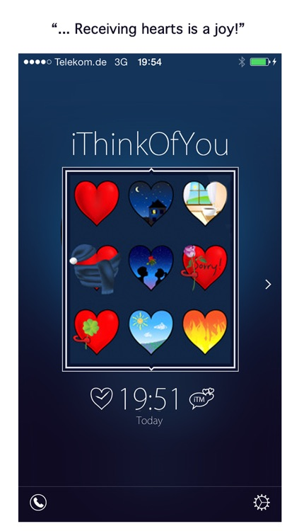 iThinkOfYou screenshot-2