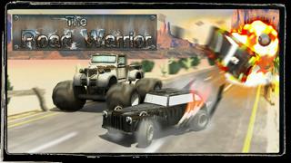 ロードウォリアー - 最高のスーパー楽しい3D破壊カーレースゲーム (Road Warrior - Best Super Fun 3D Destruction Car Racing Game)のおすすめ画像1