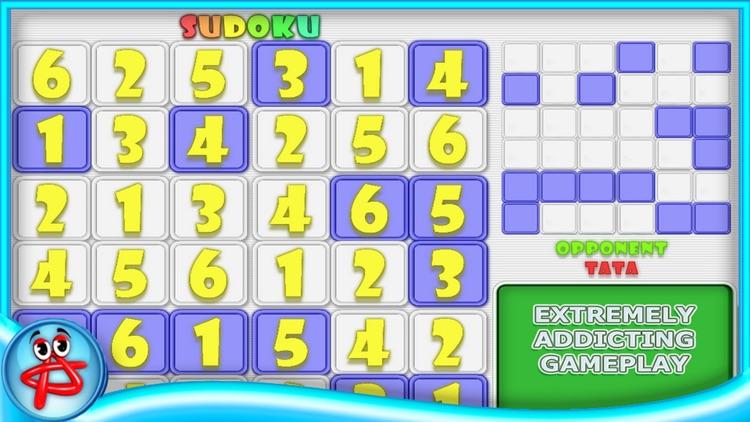 Sudoku Brain Teaser