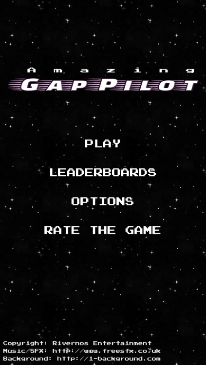 Amazing Gap Pilot - Retro Top Scrolling Arcade Game