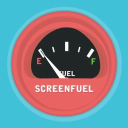 ScreenFuel - Screen time app