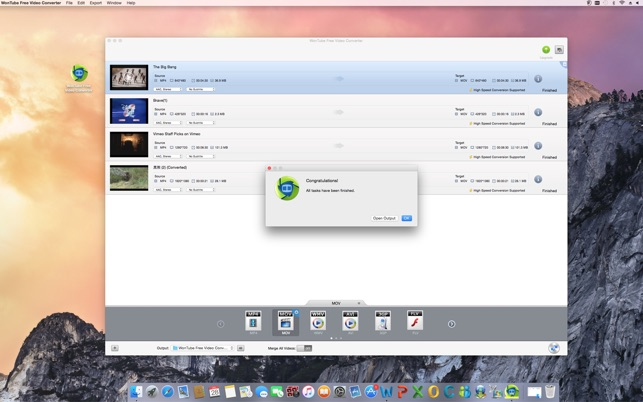 wontube free video converter mac