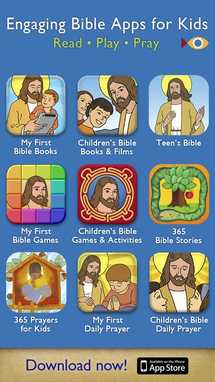 365 Prayers for Kids – A Daily Illustrated Prayer for your Family and School with Kids under 7 screenshot-4
