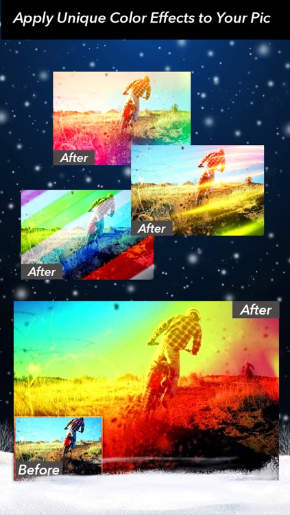 PicEffect Studio - The Best Photo Effect & FX Editor & Maker FREE