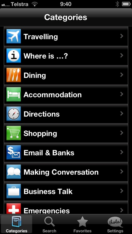 Lingopal Portuguese (Brazilian) - talking phrasebook screenshot-1
