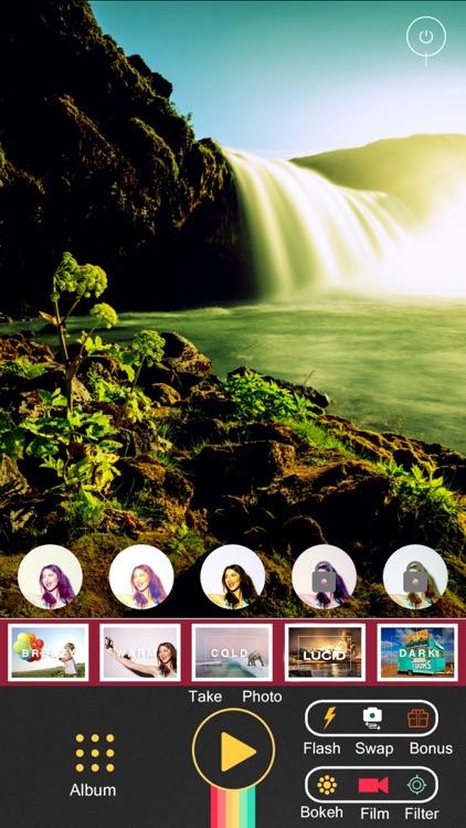 InstaCool Cam screenshot-4